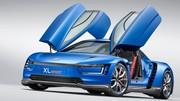 Volkswagen XL Sport : Virage à 180 degrés