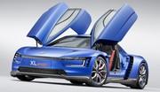 Volkswagen XL Sport Concept 2014 : coeur Ducati dans une 4 roues atypique