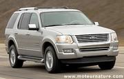 Ford Explorer à PAC : Sans concession