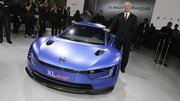 Volkswagen XL Sport avec moteur Ducati