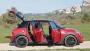 Essai nouvelle Mini Cooper SD 5 portes : toujours plus