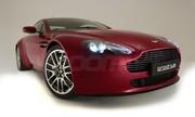 Aston Martin V8 Vantage par Prodrive : caractère exacerbé