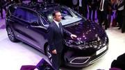 Renault Espace, le crossover premium à la française