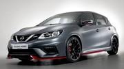Nissan Pulsar Nismo Concept : Muette mais pas discrète