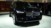Mondial Auto 2014 : la Volvo XC90 se dévoile