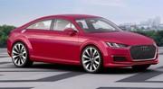 L'Audi TT reçoit 2 portes de plus !