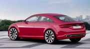 Audi TT Sportback concept : offensive anti CLA