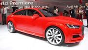 Audi TT Sportback Concept : le TT des familles