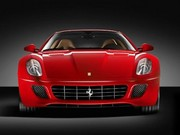 La 599 GTB Fiorano star du stand Ferrari