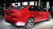 Jaguar XE : fracassante