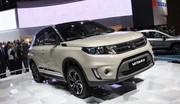 Retour aux sources pour le nouveau Suzuki Vitara (2015)