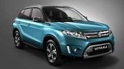 Suzuki Vitara 2015 : Hiérarchie inversée