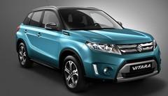 Suzuki Vitara, le retour