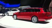 La Volkswagen Passat GTE électrise le Mondial de l'auto