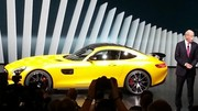 Mercedes-AMG GT, la 911 en ligne de mire