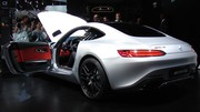 Mercedes AMG GT: la sportive du salon
