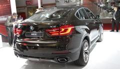Nouveau BMW X6 : frugal mastodonte