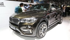Le BMW X6 en majesté
