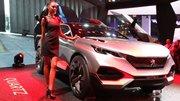 Peugeot Quartz Concept, le futur 3008 est là