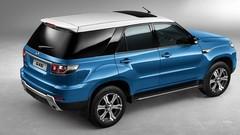 Le chinois Gonow GX6, nouvelle copie du Range Rover Sport