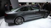 Audi A6 restylée : Raffinée