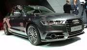 L'Audi A6 s'offre un lifting à Paris