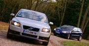 Essai Volvo C30 1.6D vs Volkswagen Golf 1.9 TDI : Le danger vient du froid !