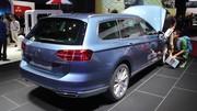 Volkswagen Passat 8 SW : balle de break