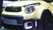 La Citroën C1 Urban Ride Concept dévoilée au Mondial de l'automobile