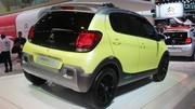 Citroën C1 Urban Ride concept : baroudeuse