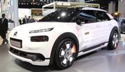 Le concept Citroën C4 Cactus Airflow au Mondial de l'auto