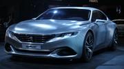 Peugeot Exalt Concept : la future 408 GT