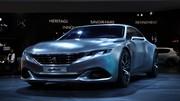Peugeot Exalt (+ vidéo)