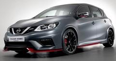 La Nissan Pulsar voudrait se mesurer à la Golf GTi