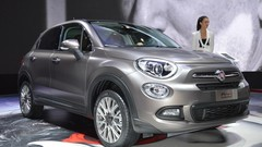 Fiat 500X : Nos images en direct du Mondial