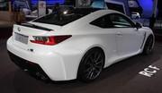 Lexus RC F : pure sportive