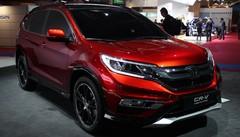 Honda CR-V Concept : futur restyling