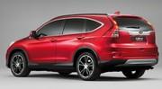 Un face-lift et un nouveau moteur pour le Honda CR-V