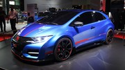 Honda Civic Type R concept : l'eau à la bouche