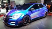 Honda Civic Type R Concept, puissance toute !