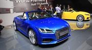 Audi TT Roadster, copie parfaite ?