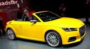 L'Audi TT Roadster dévoilée au grand jour