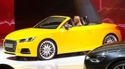 Audi TT Roadster, une dernière génération plus sportive