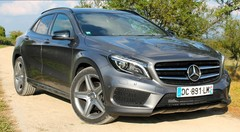 Essai Mercedes GLA 220 CDI : Off the road again