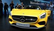 Focus sur la Mercedes Amg GT