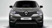 Le Renault Espace 5 fait le plein de technologies pour 2015