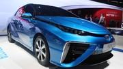 Toyota à pile à combustible : l'hydrogène de série