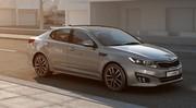 Optima-T Hybrid : le concept qui annonce l'hybride Diesel chez Kia
