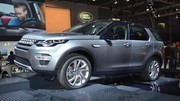 Land Rover Discovery Sport : Nos images