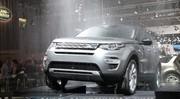 Land Rover Discovery Sport : le plus arrosé du Mondial